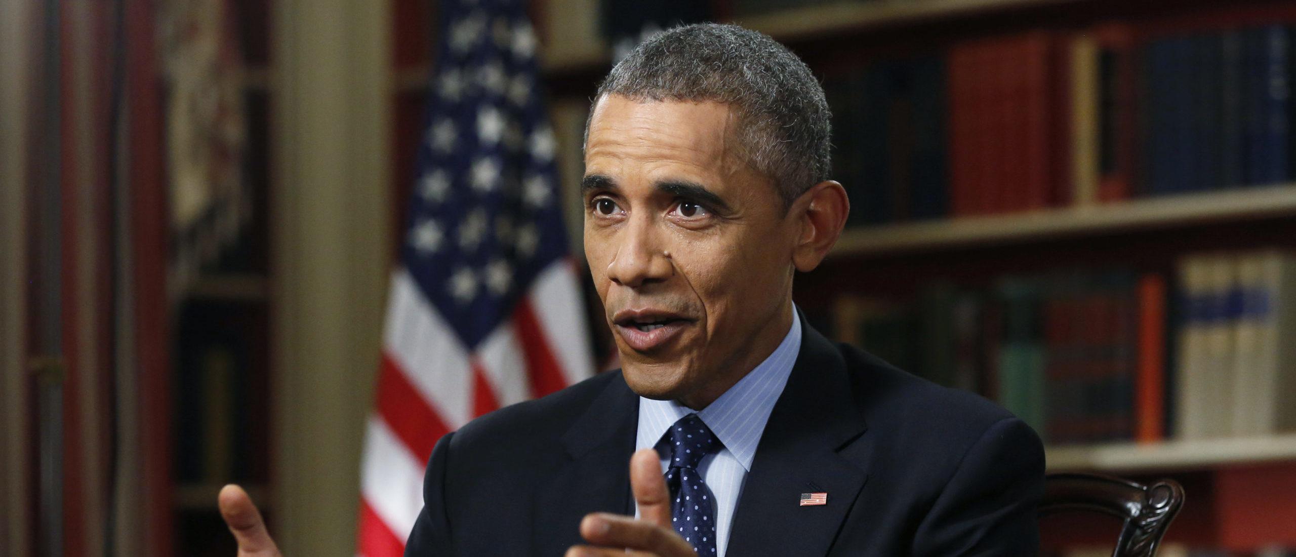 President Barack Obama: Hispanics Ignore Trumps Racism Because They Oppose...