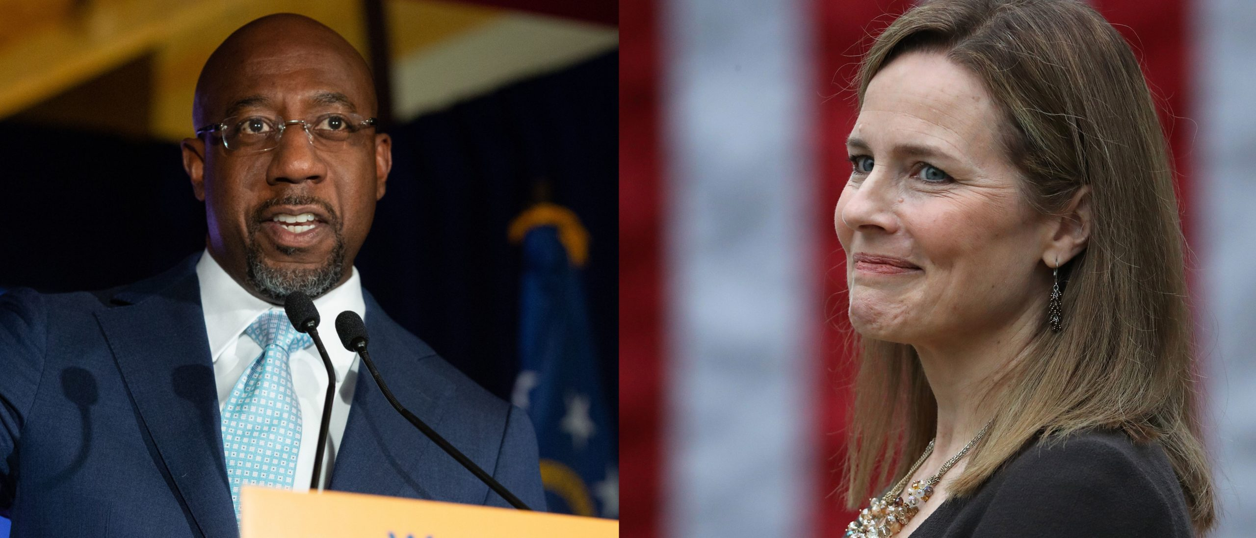 MSNBC Contributor Suggests GOP Attacks On Warnock's Religion Are Hypocritical, Cites Outrage Over Anti-Catholic Attacks On Amy Coney Barrett