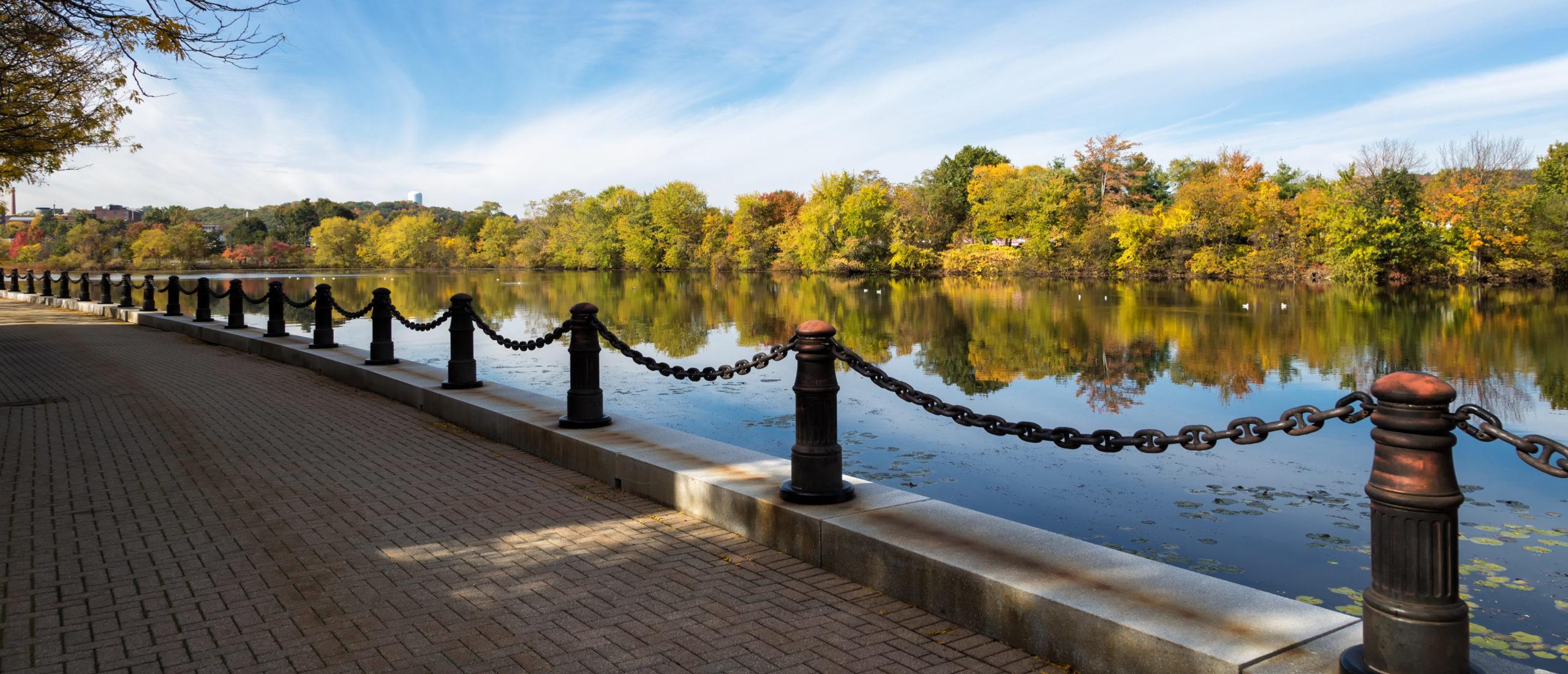 Waltham, Massachusetts by Luis Enrique Torres. Shutterstock.