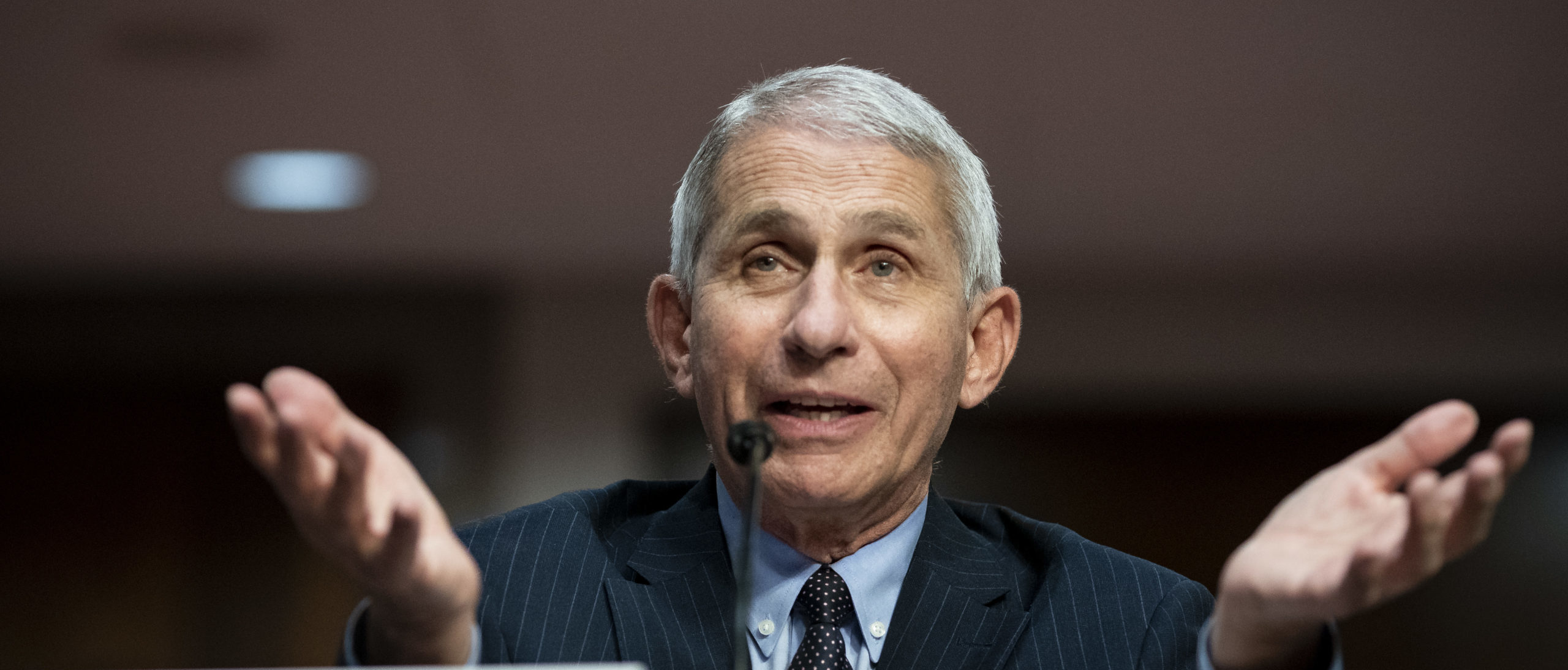 Dr. Fauci Was Among Highest-Paid Federal Officials In 2019 — He Banked More Than President Trump's $400,000