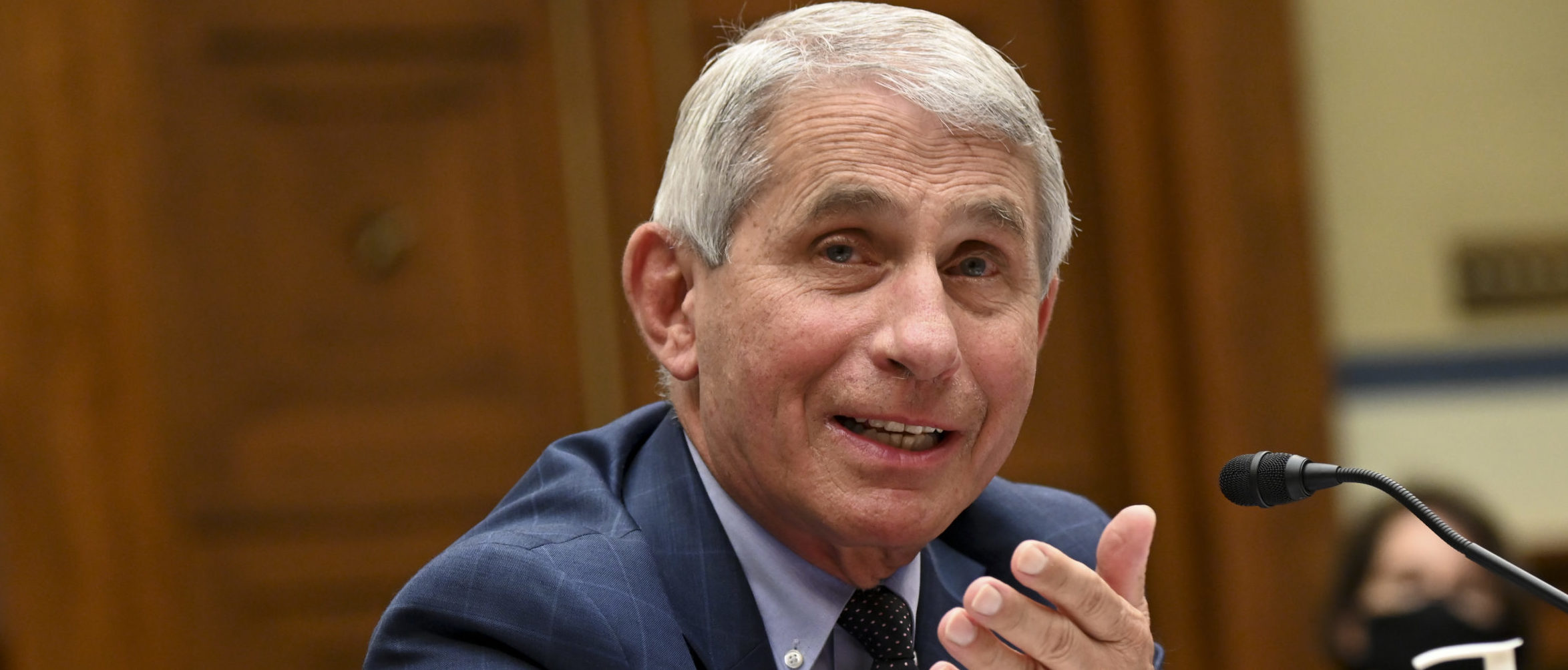 Anthony Fauci Is Only Non-Hollywood Star To Make...