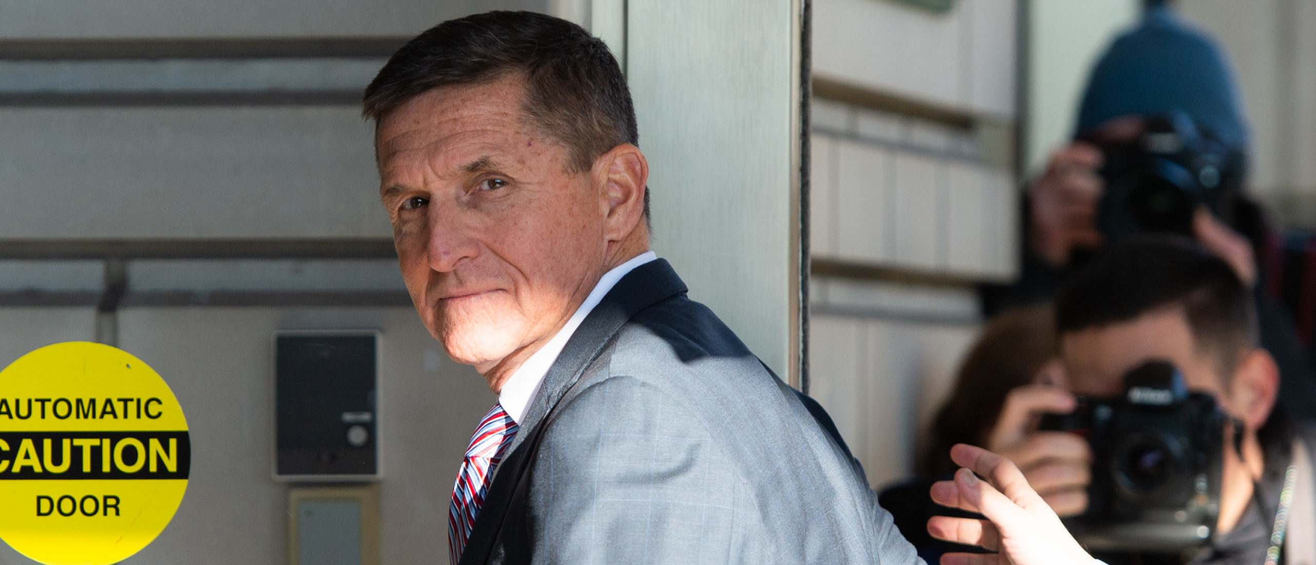 Michael Flynn Shot Down 'Ridiculous' Allegations Of Improper Contact With Russian Academic That Were Floated By Intelligence Operatives
