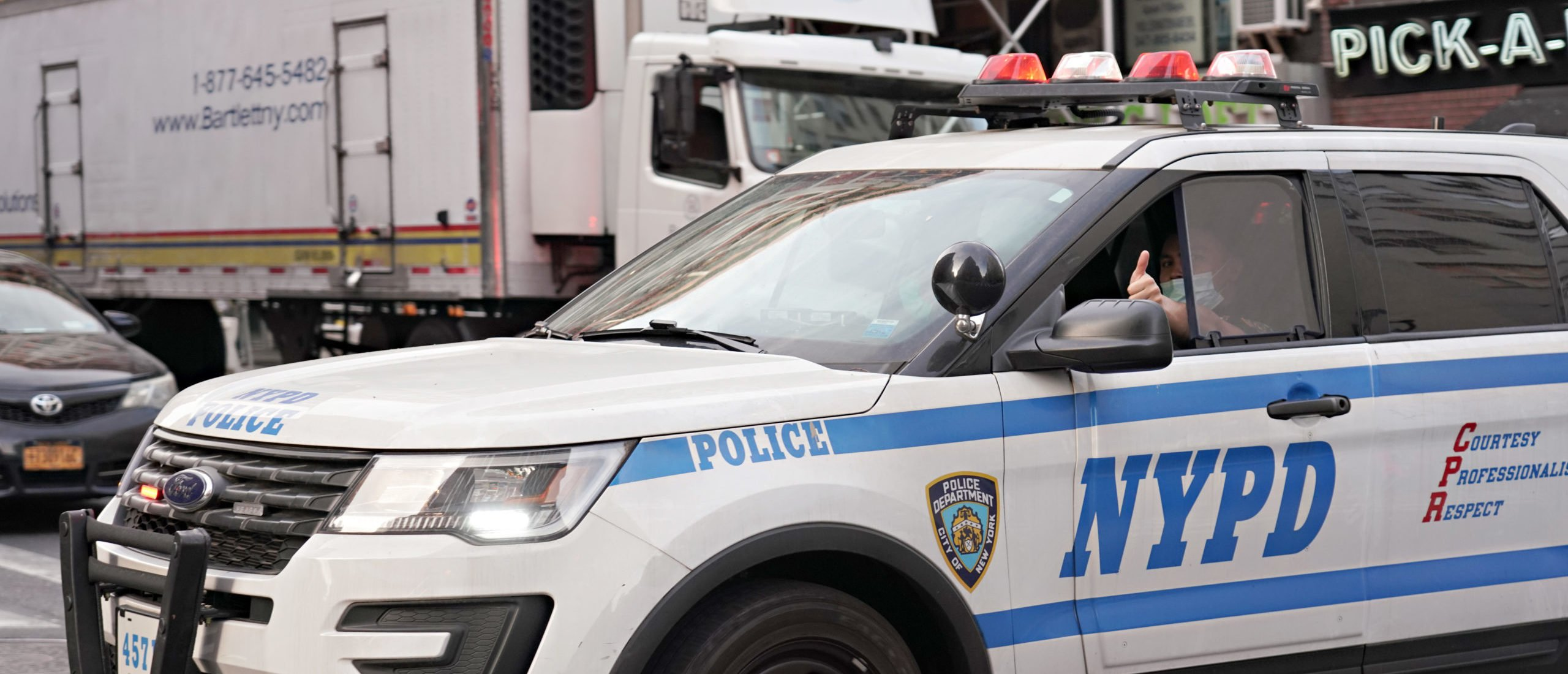 NYPD Searching For A Dozen Suspects Caught On Video Beating, Disrobing And Robbing Bystander