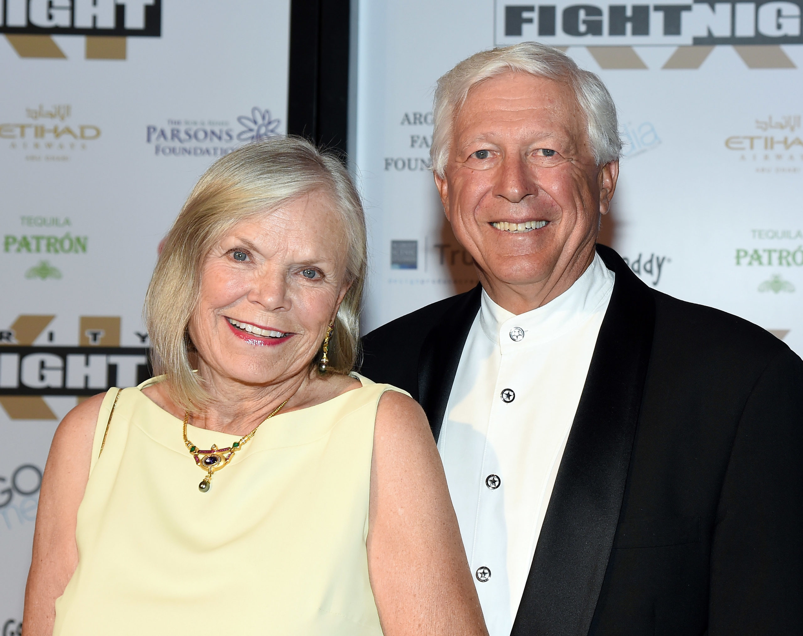 Foster and Lynn Friess attend Muhammad Ali's Celebrity Fight Night XXI at the JW Marriott Phoenix Desert Ridge Resort & Spa on March 28, 2015 in Phoenix, Arizona. (Ethan Miller/Getty Images for Celebrity Fight Night)