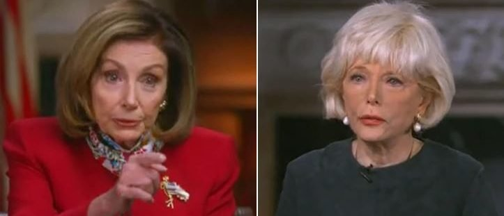 'You Held Out For Eight Months': Lesley Stahl Calls Out Pelosi For COVID Relief Delay