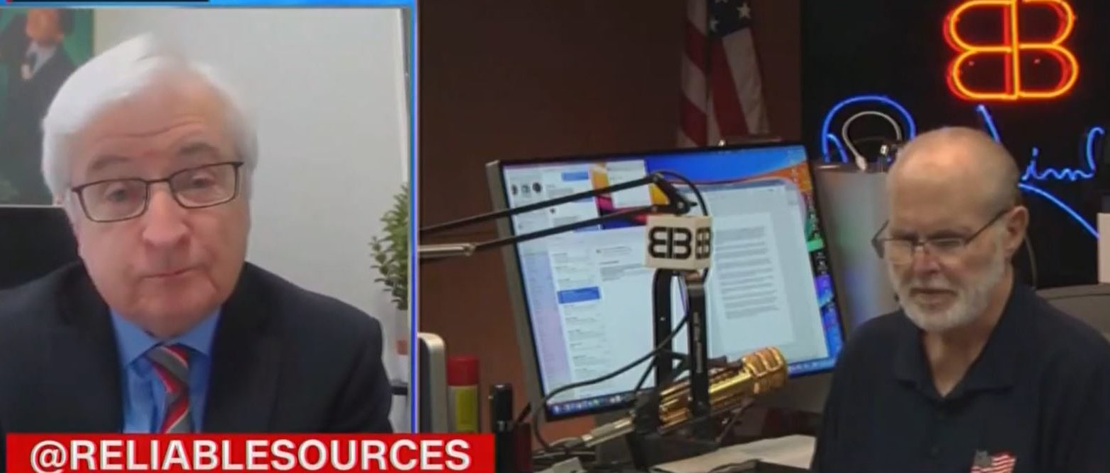 CNN Analyst Says Florida Shouldn't Have Lowered Flags For Rush Limbaugh: 'He Wasn't A Heroic Figure' thumbnail