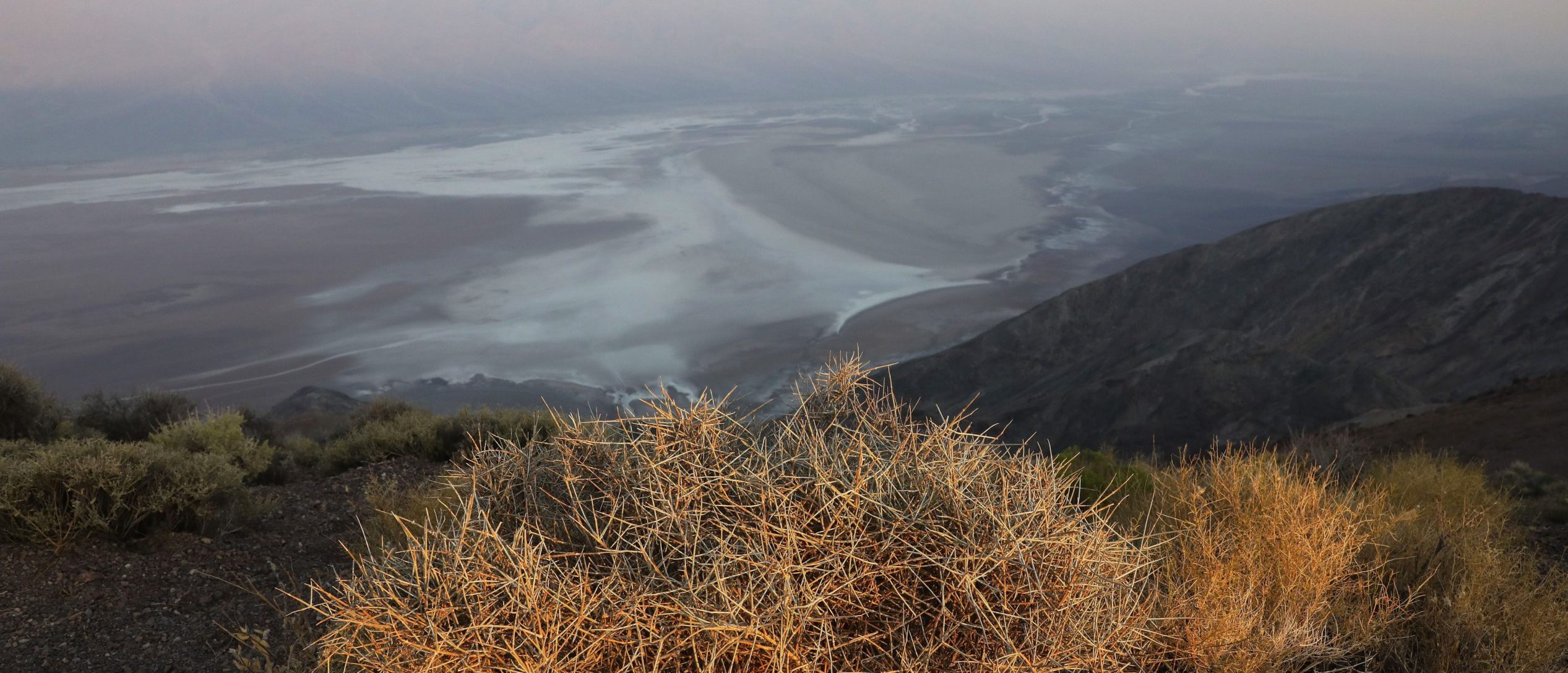 Man Falls 95 Feet To His Death At Death Valley National ...