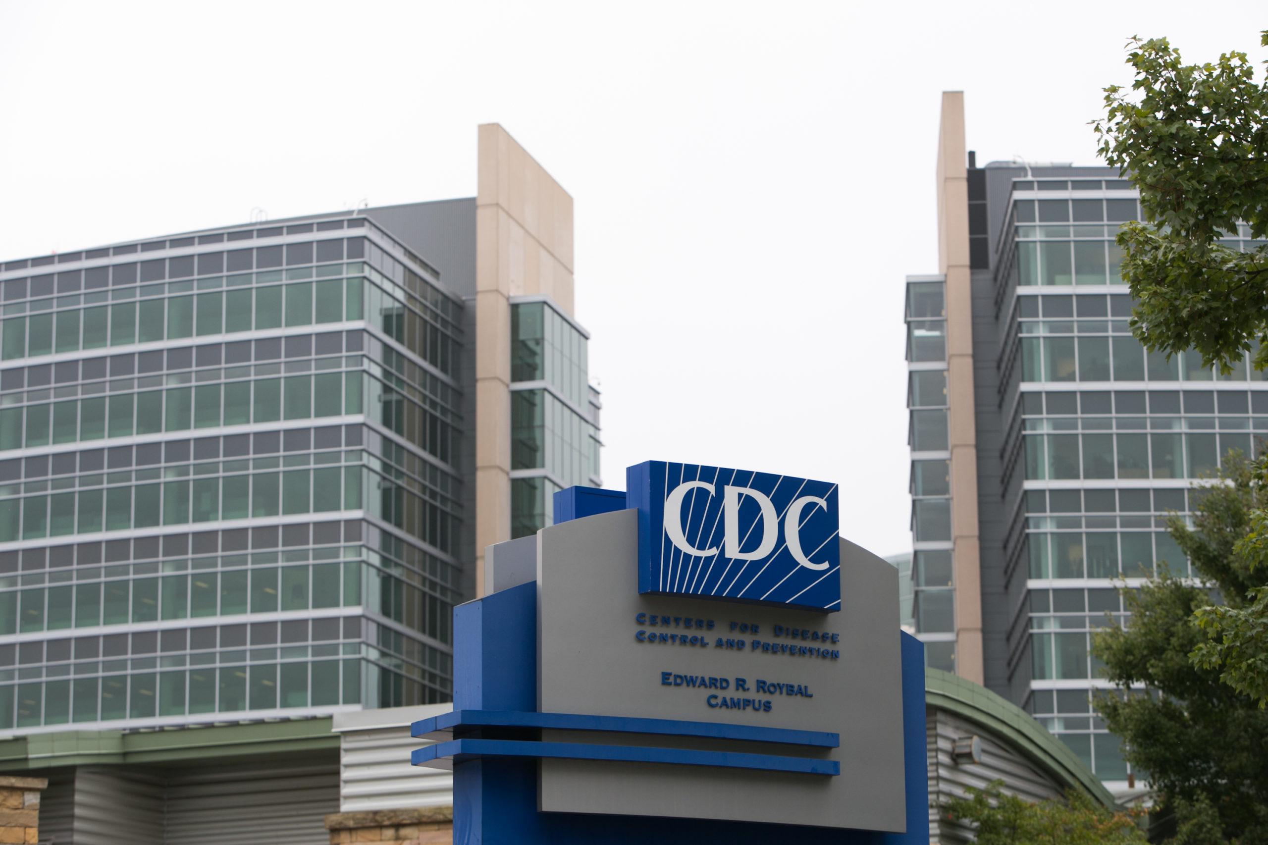 The Center for Disease Control (CDC) headquarters in Atlanta, Georgia. (Jessica McGowan/Getty Images)