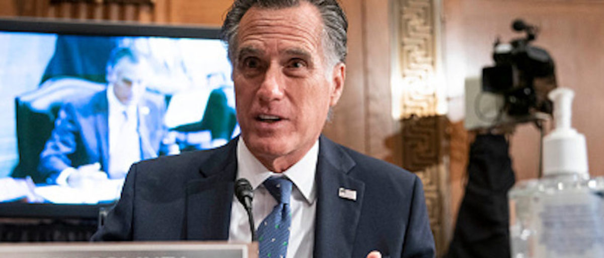 Mitt Romney Says Trump Will Opt GOP Nomination If He Runs In 2024 thumbnail
