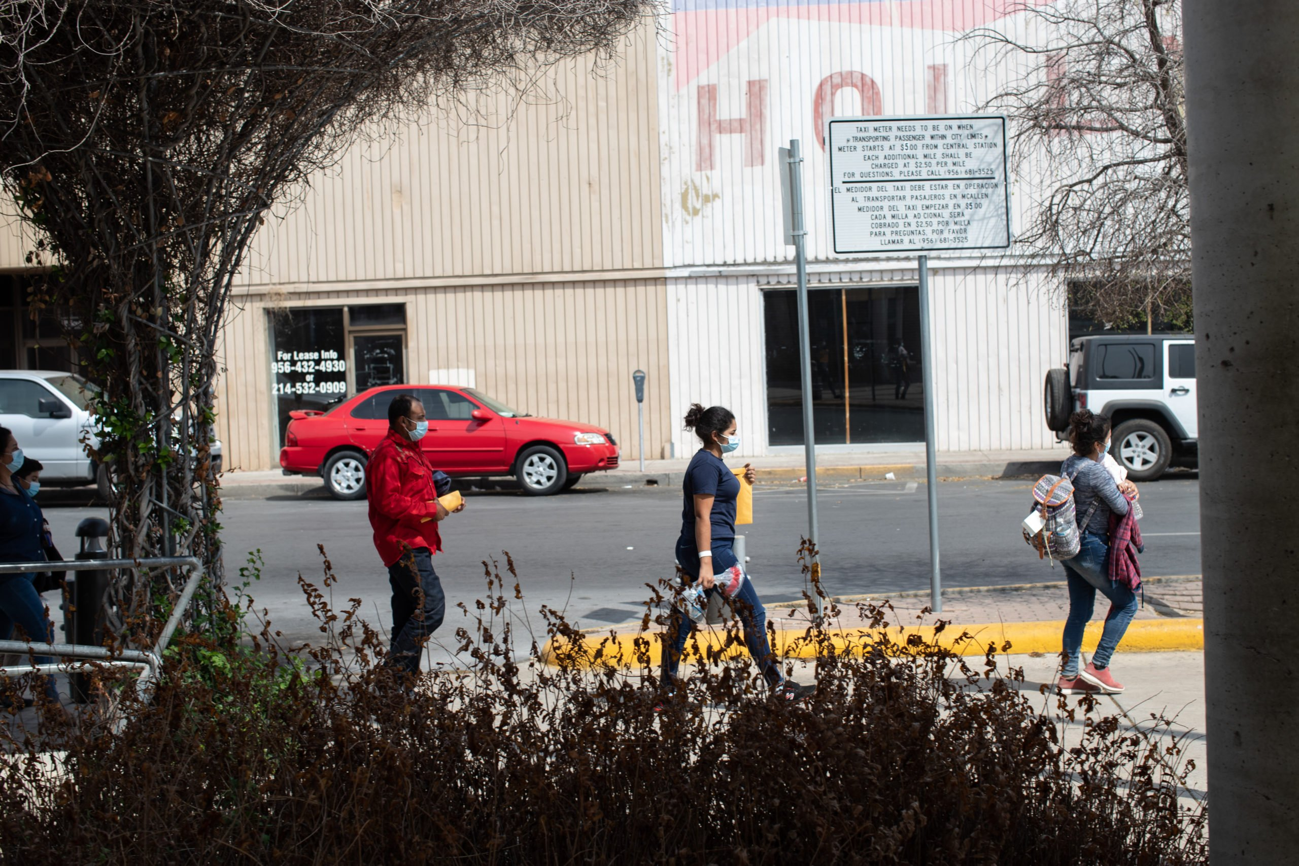 COPYRIGHT_DCNF_KAYLEECGREENLEE2020-1-2-7-scaled-e1617139939944 What Happens After Migrants Are Released From CBP Custody? Featured Top Stories U.S. [your]NEWS