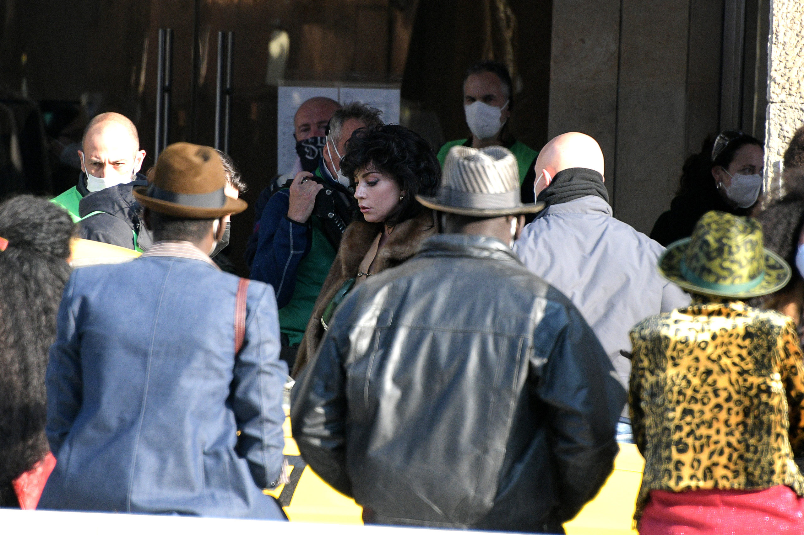 Pictured: Lady Gaga Picture by: Simone Comi / IPA / SplashNews.com