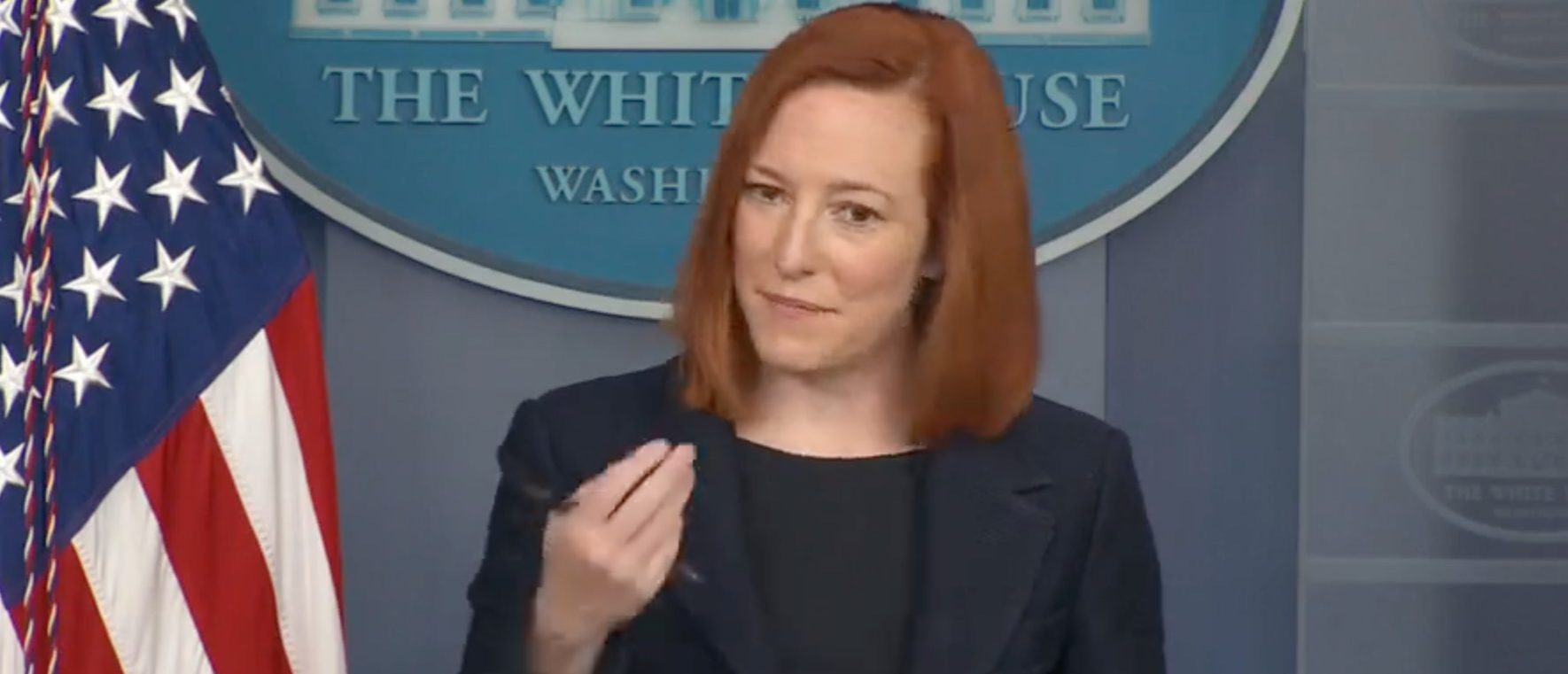 White House Dodges Questions On Why Biden Gave Joe Manchin's Wife An Administration Job