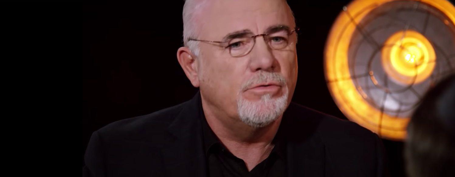 Financial Guru Dave Ramsey on the Ben Shapiro Show (Photo Credits: Screenshot/DailyWire via YouTube)
