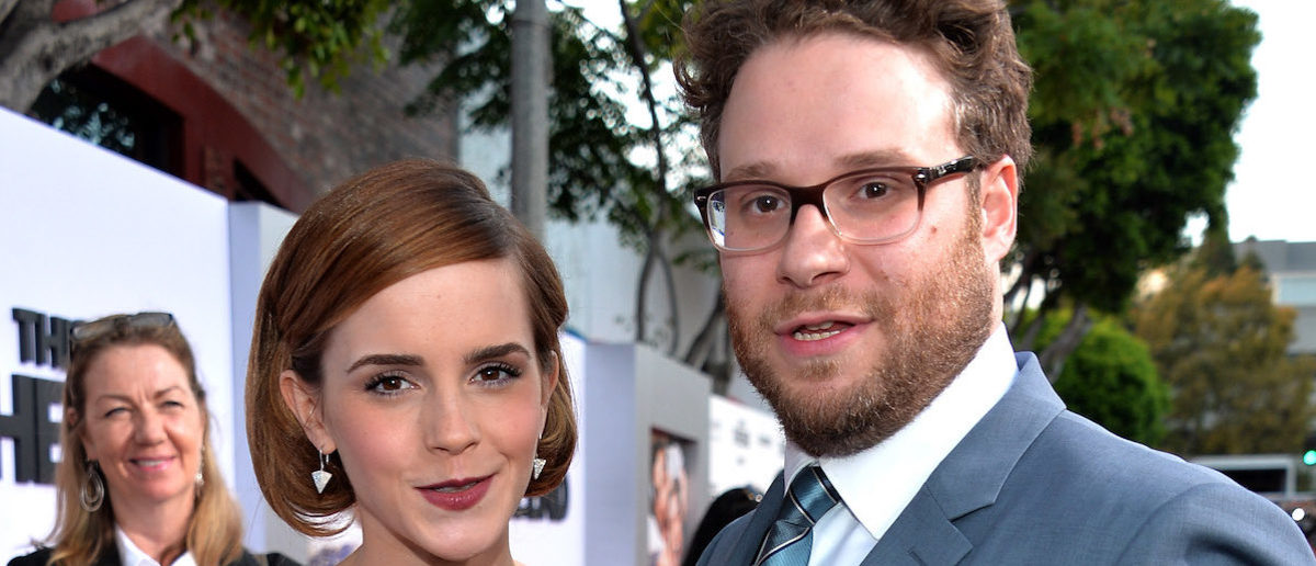 Seth Rogen Confirms Rumor Emma Watson Walked Off Set Of 'This Is The End'