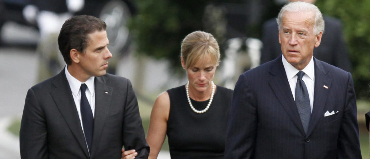 'My Son Hunter' Biopic To Focus On Hunter Biden's 'Dodgy Family Dealings'