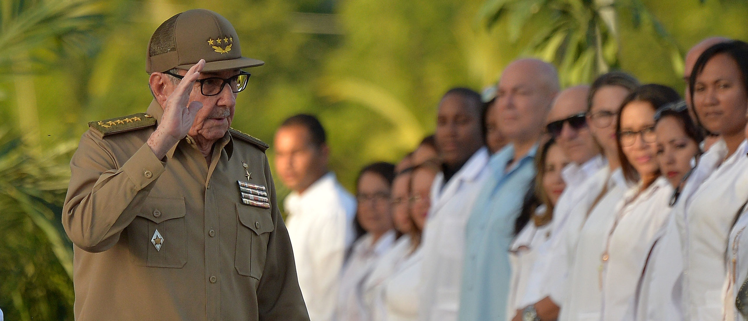 The Castro Era In Cuba Is Officially Over As Raul Castro Resigns From Communist Party Leadership