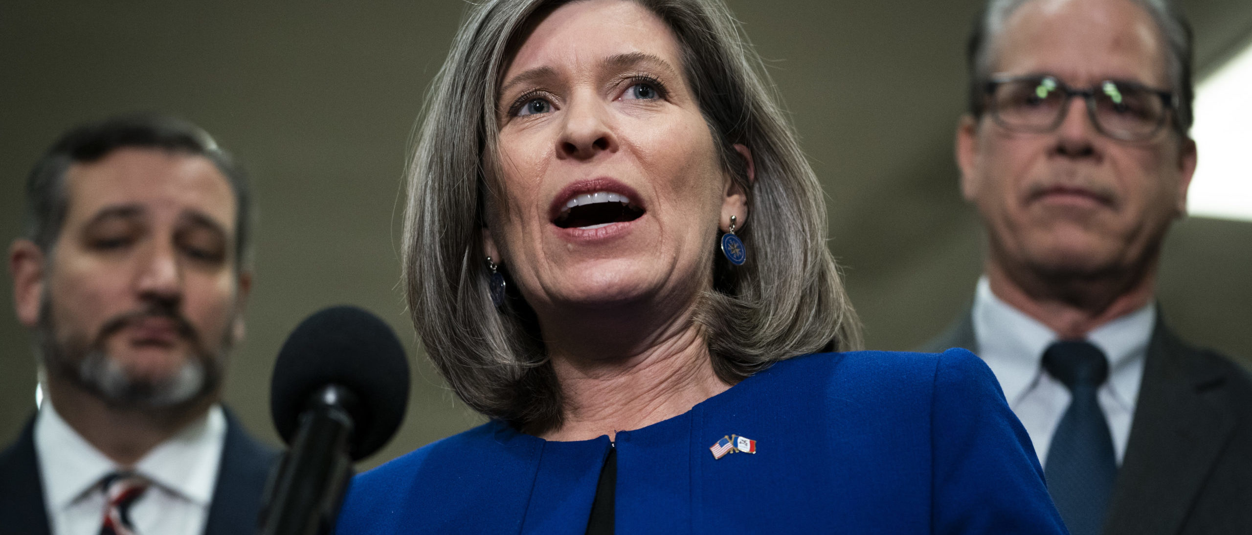 EXCLUSIVE: Ernst Will Introduce Bill To Prevent Planned Parenthood From Profiting Off Biden's Title X Decision thumbnail
