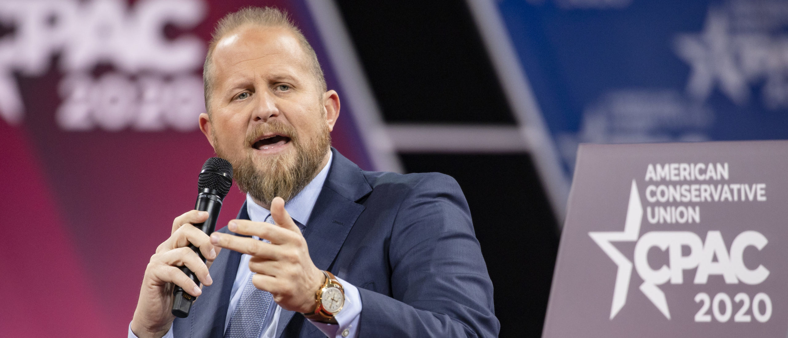 <p>REPORT: Former Trump Campaign Manager Brad Parscale Advising Caitlyn Jenner On Potentially Running For California Governor thumbnail