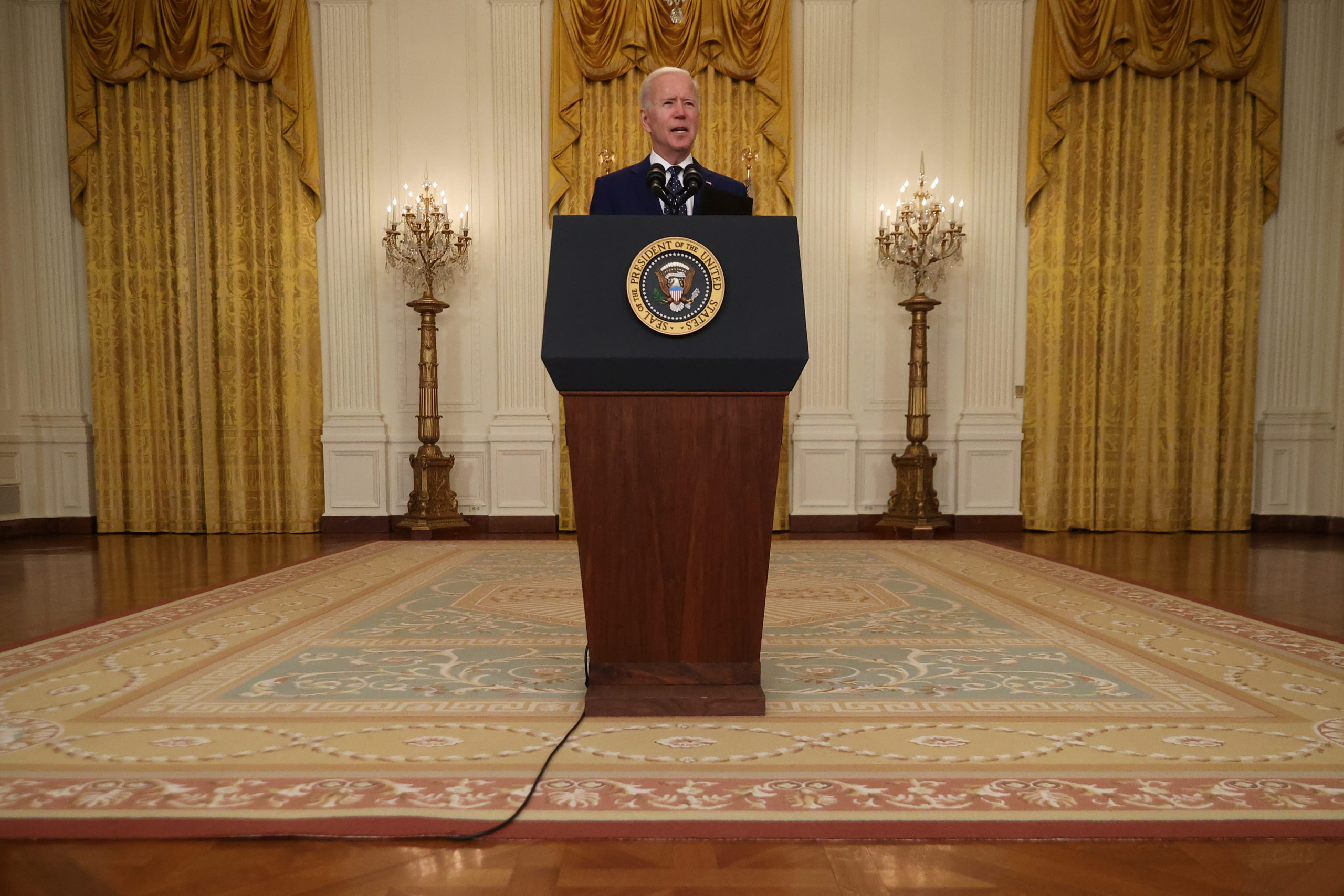 Biden Directs .7 Billion To Combat New COVID Variants, Which Now Make Up More Than Half Of All US Cases