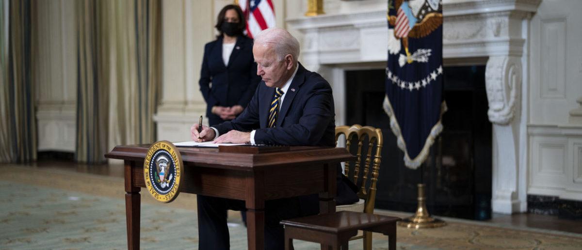FACT CHECK: Did Joe Biden Sign 96 Executive Orders In 100 Days? thumbnail
