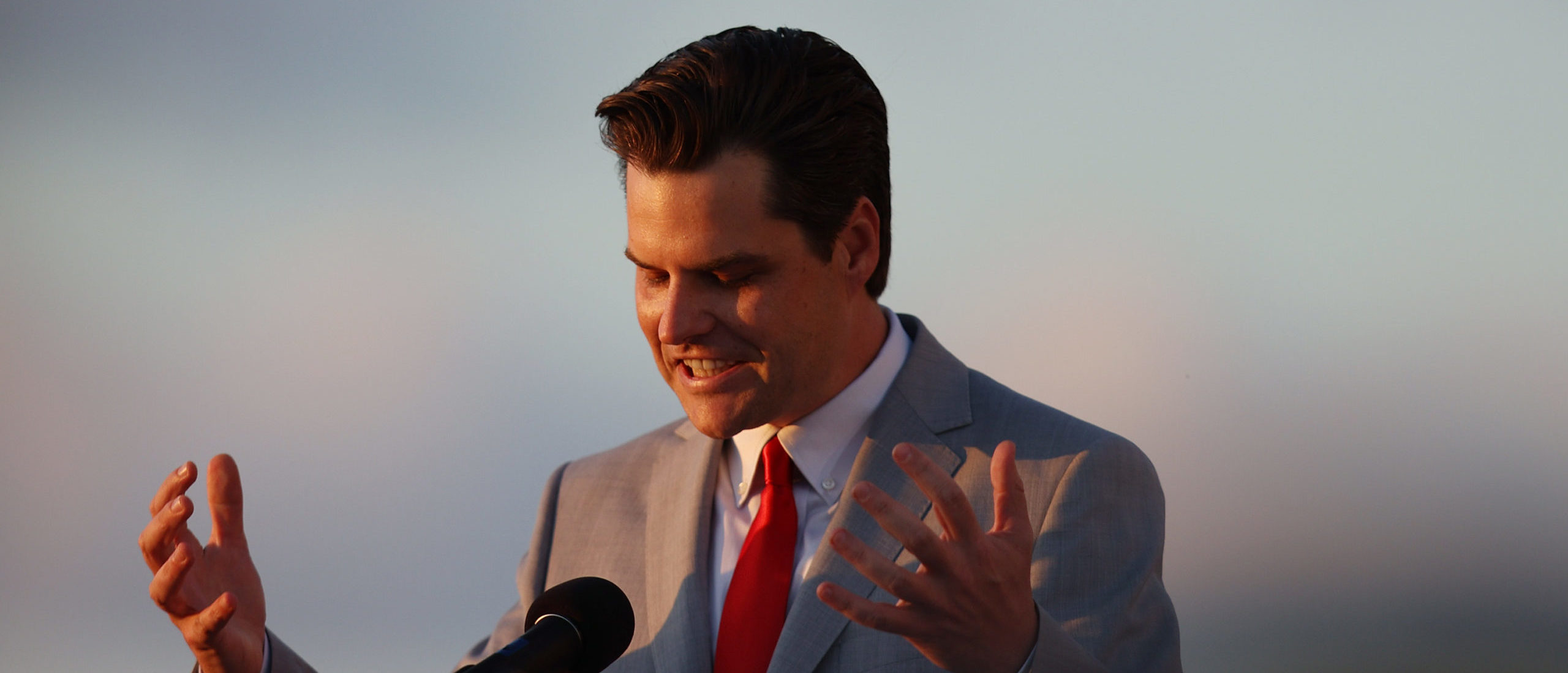 REPORT: Rep. Gaetz's Alleged Wingman Writes Confession Claiming Pair Had Sex With Underage Girl