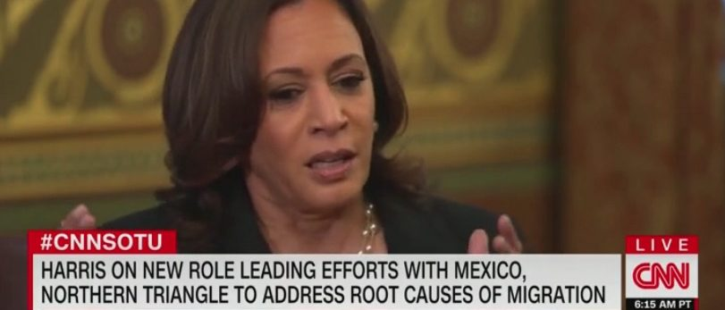 Kamala Harris On Visiting Central America:'I Can't Get There Soon Enough' thumbnail