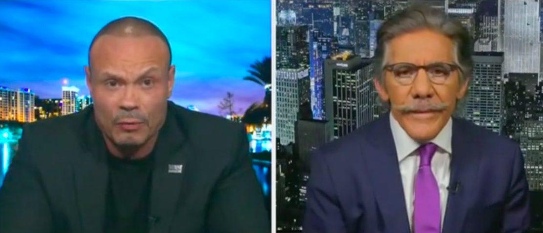 'Cheap Shot Artist,' 'Punk!': Dan Bongino And Geraldo Rivera Sling Insults As Heated Debate Goes Off The Rails