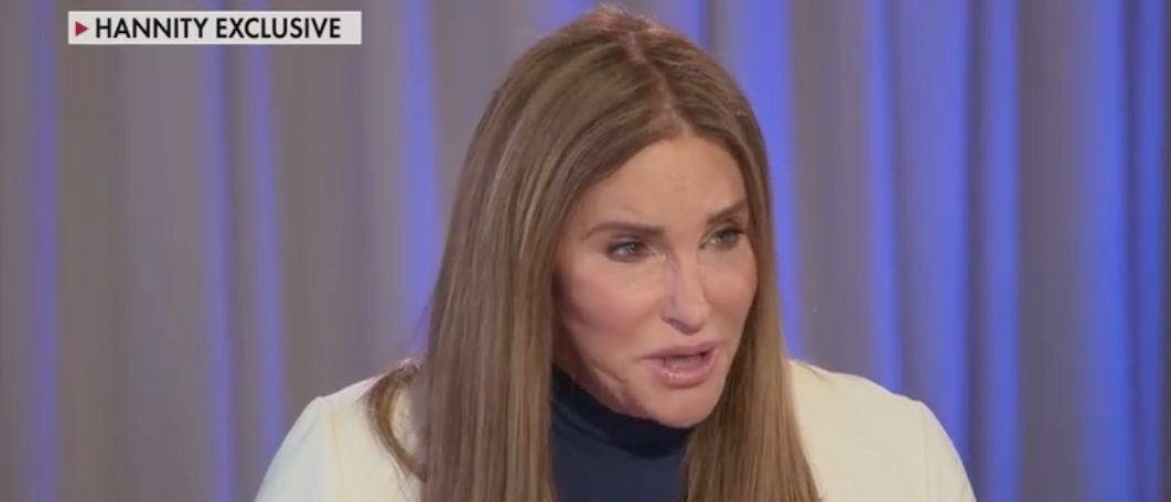 Caitlyn Jenner Says US In Desperate Need Of A Border Wall