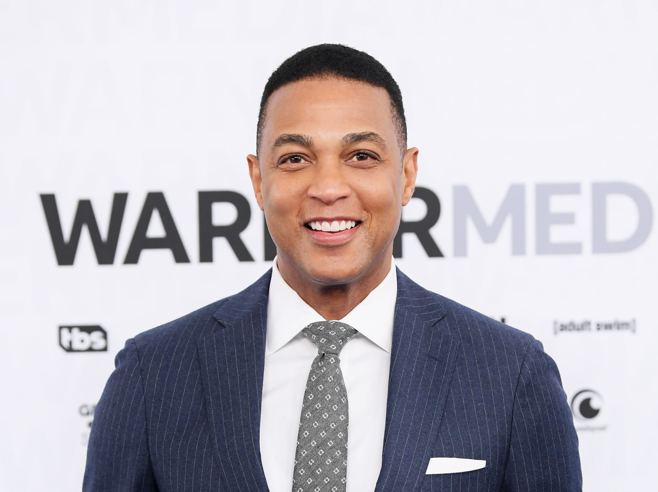 Don Lemon of CNN Tonight with Don Lemon attends the WarnerMedia Upfront 2019 arrivals on the red carpet at The Theater at Madison Square Garden on May 15, 2019 in New York City. 602140 (Photo by Dimitrios Kambouris/Getty Images for WarnerMedia)