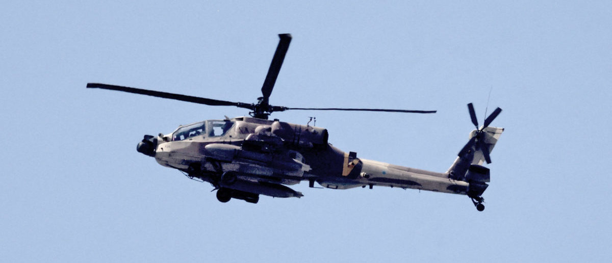 <p>FACT CHECK: Does This Video Show An Israeli Helicopter Shot Down By Hamas? </p> thumbnail