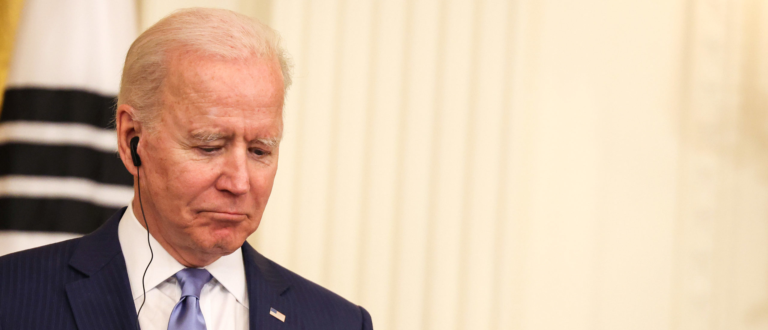 <p>Infrastructure Talks Hit Snag After GOP Response To Biden's Counteroffer thumbnail