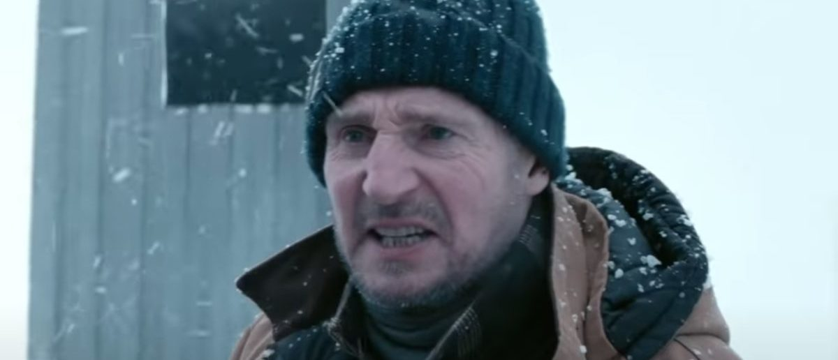 Liam Neeson's New Movie 'The Ice Road' Looks Outrageous | The Daily Caller