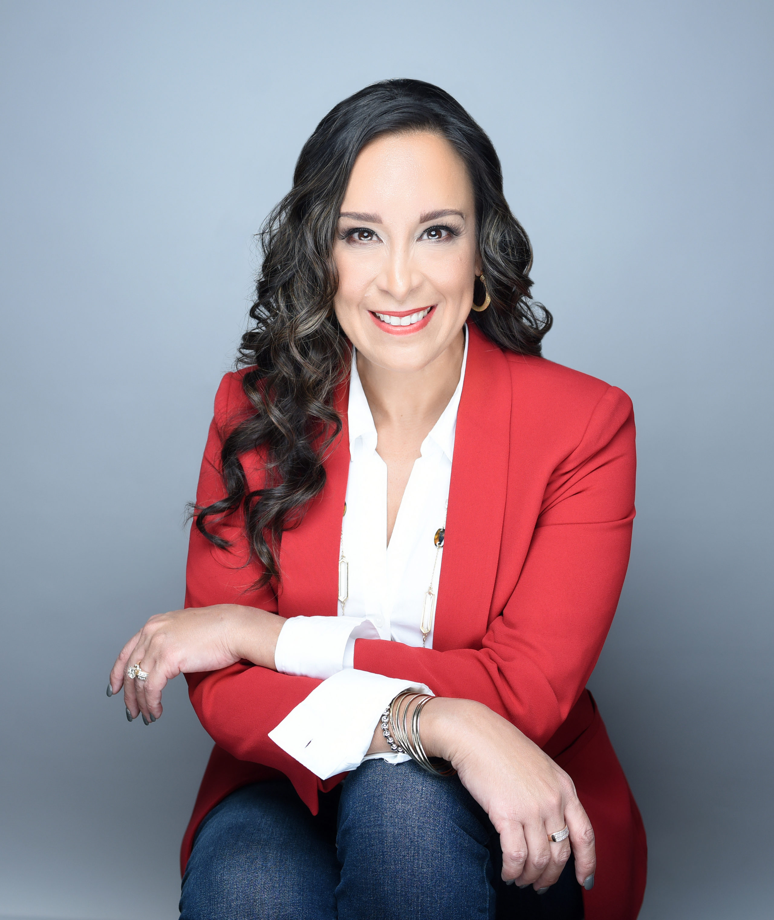 Republican Texas candidate Monica De La Cruz-Hernandez