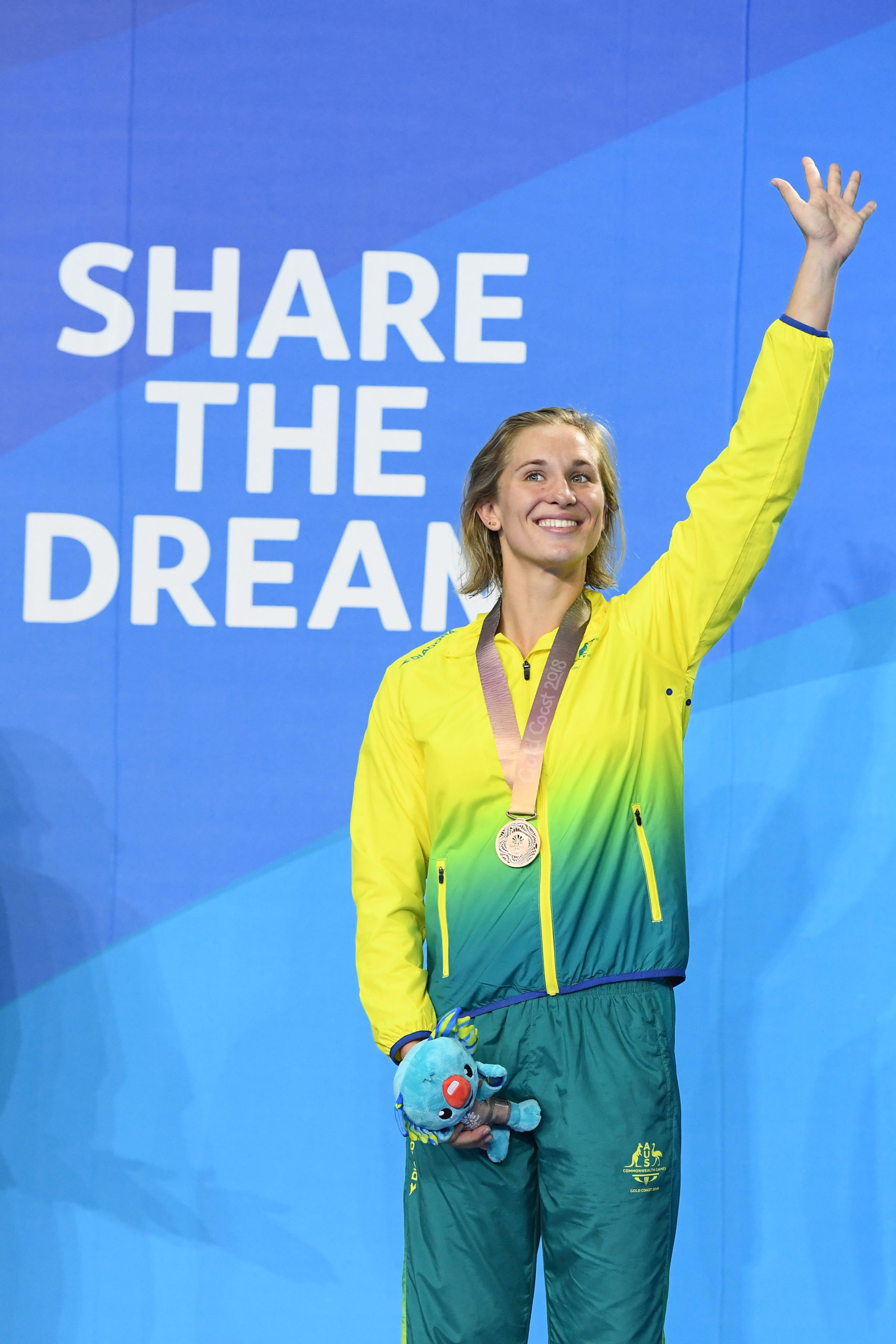 Swimming - Commonwealth Games Day 4