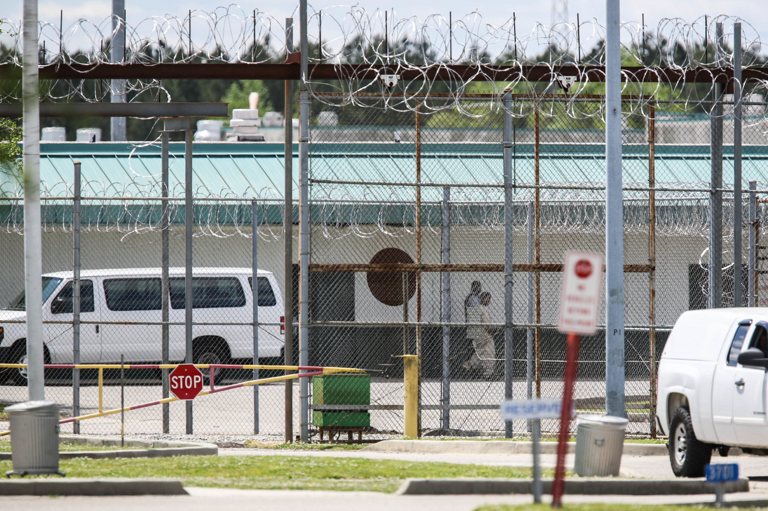 Lee Correctional Institution in Bishopville, South Carolina. LOGAN CYRUS/AFP via Getty Images