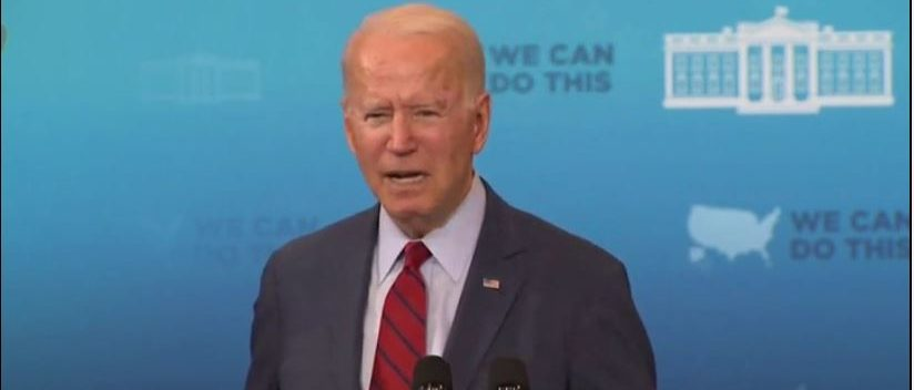 Biden Says 'Latinx' People Are Afraid To Get Vaccinated Because They Think They'll Be Deported