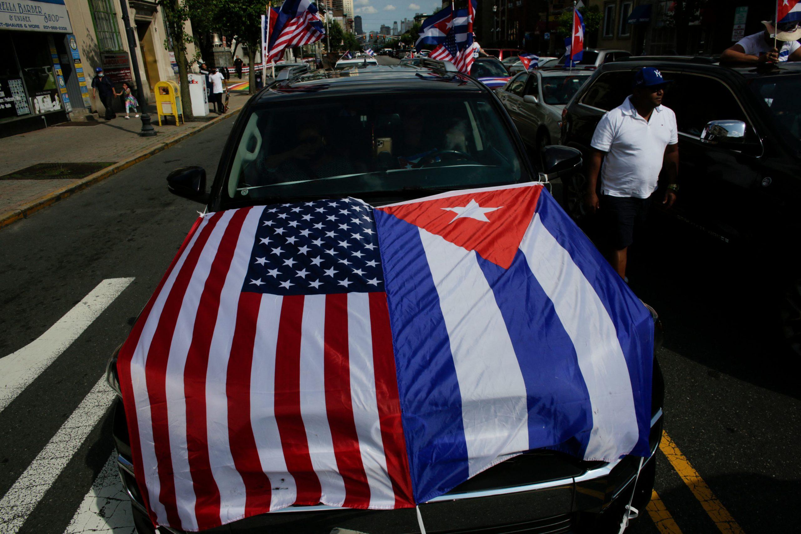 US-CUBA-DEMONSTRATION-POLITICS-GOVERNMENT-UNREST