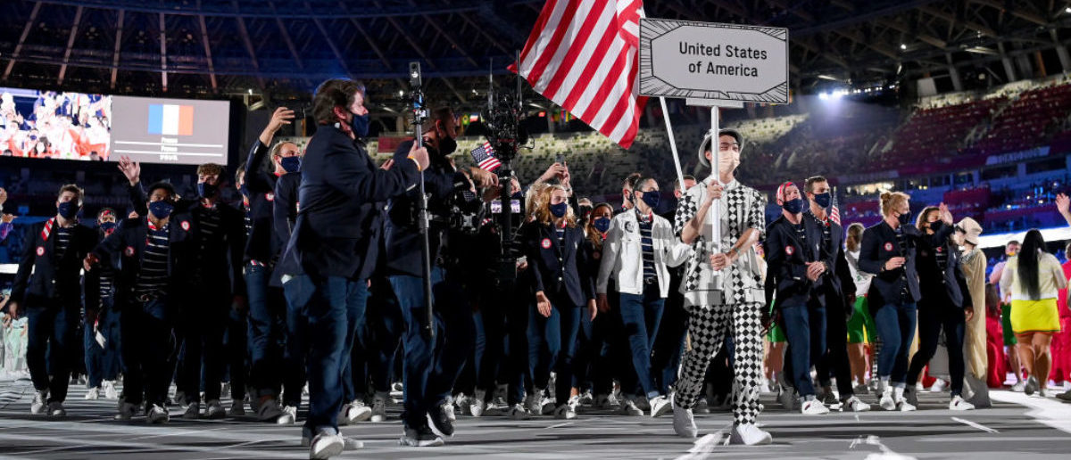 The TV Ratings For The Olympic Opening Ceremony Hit A 33-Year Low