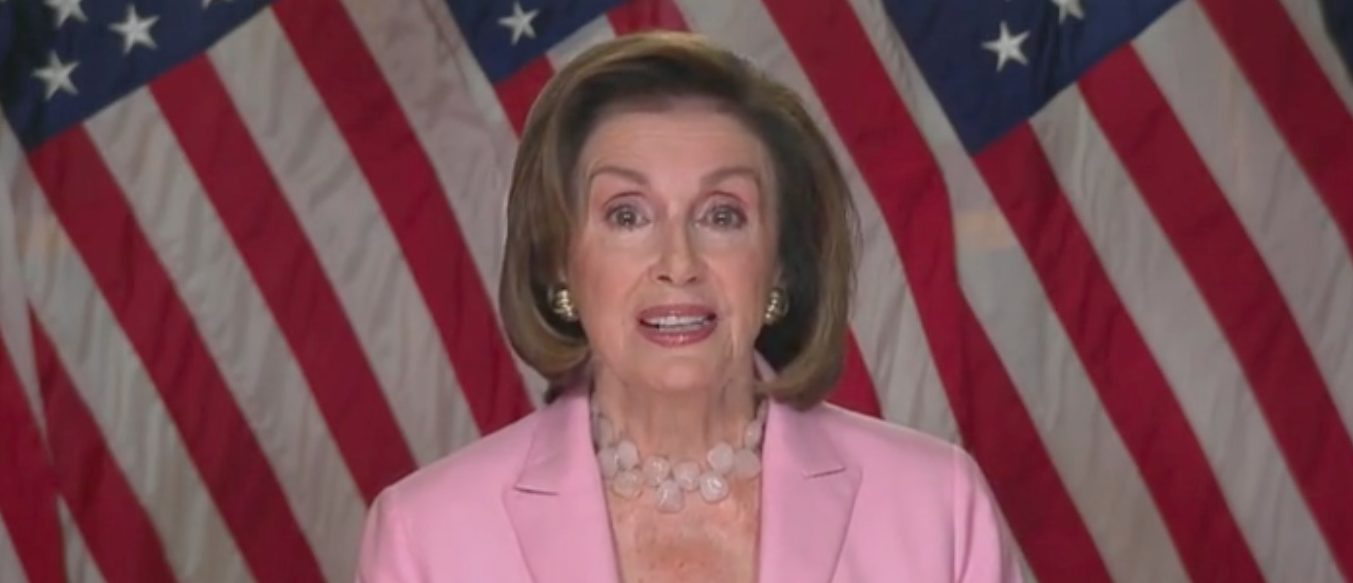 Pelosi Adds Adam Kinzinger To Jan. 6 Commission, Doubles Down On Ousting Jordan, Banks