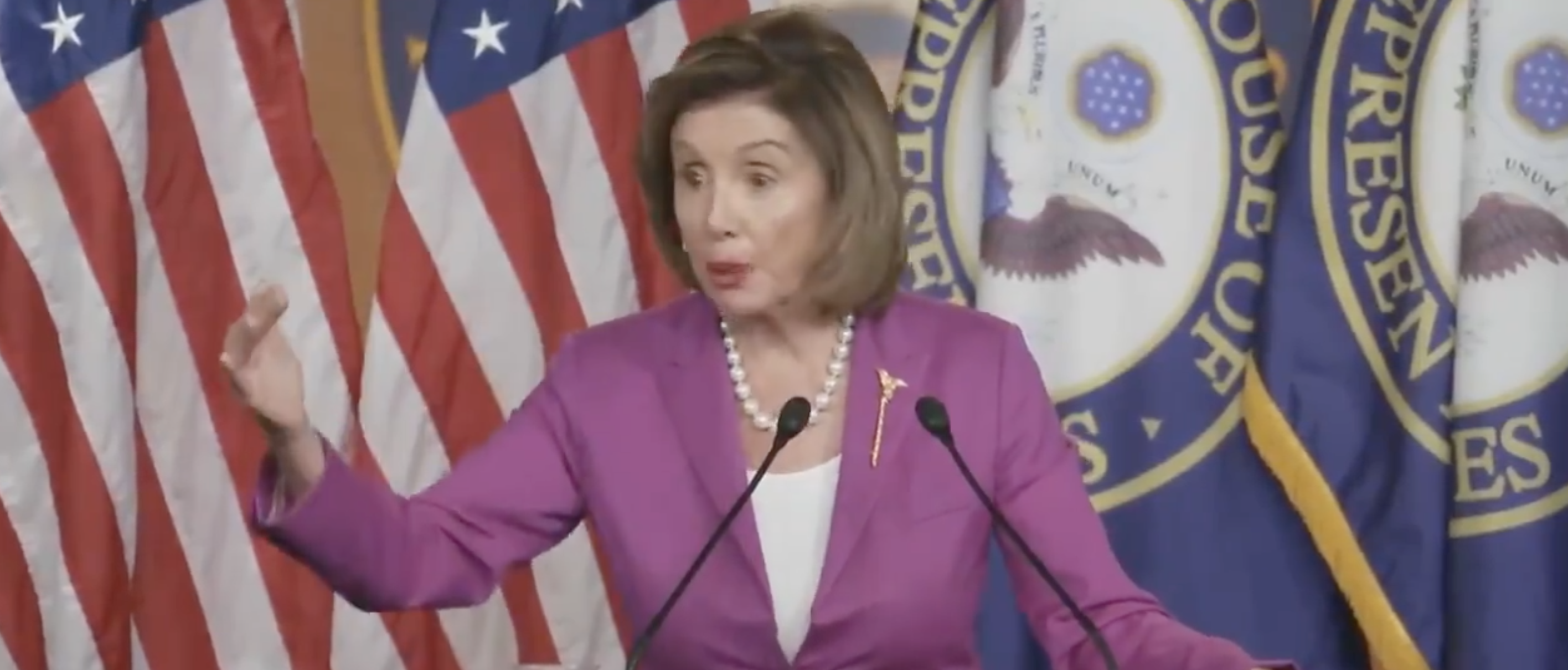 Pelosi Pulls Rank On Biden, Says He Doesn't Have The Power To Cancel Student Debt
