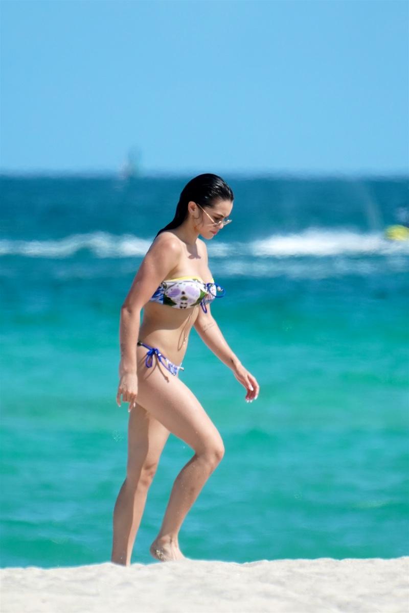 Actress Paris Berelc Miami Beach, Fl PhotoCredit: Pichichipixx.com / SplashNews.com