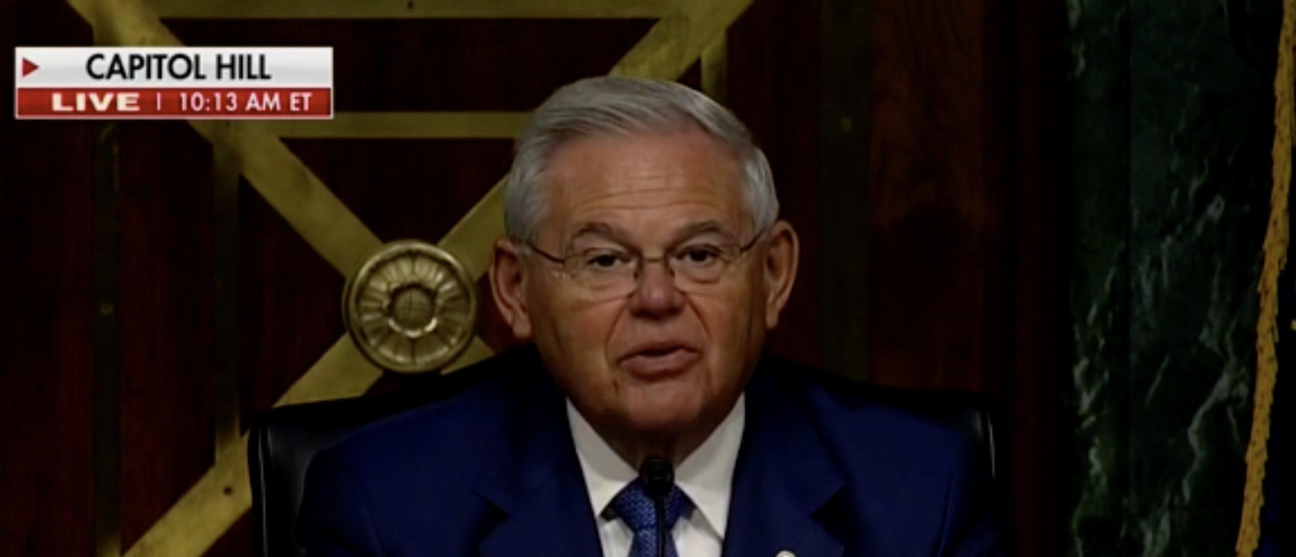 Sen. Menendez Threatens To Subpoena Defense Secretary Lloyd Austin Over His Refusal To Answer For Afghanistan