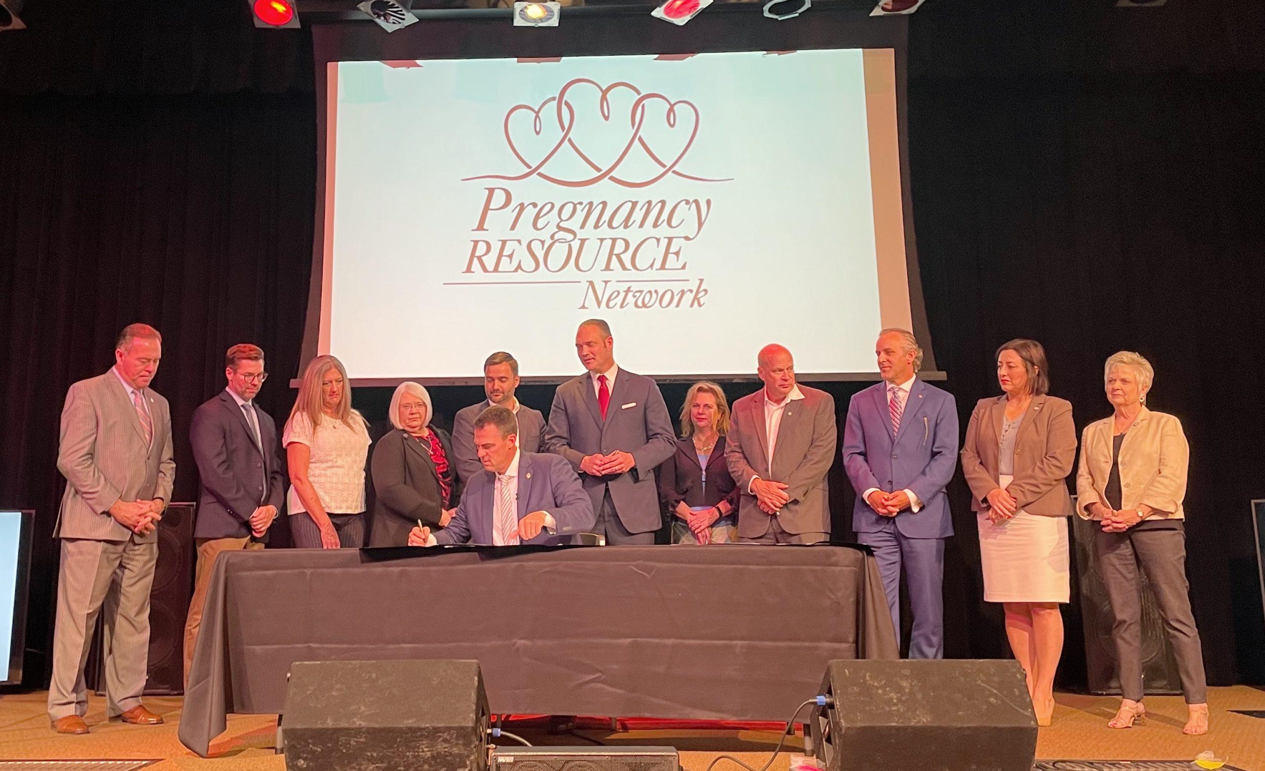 Photo courtesy of Governor Stitt.