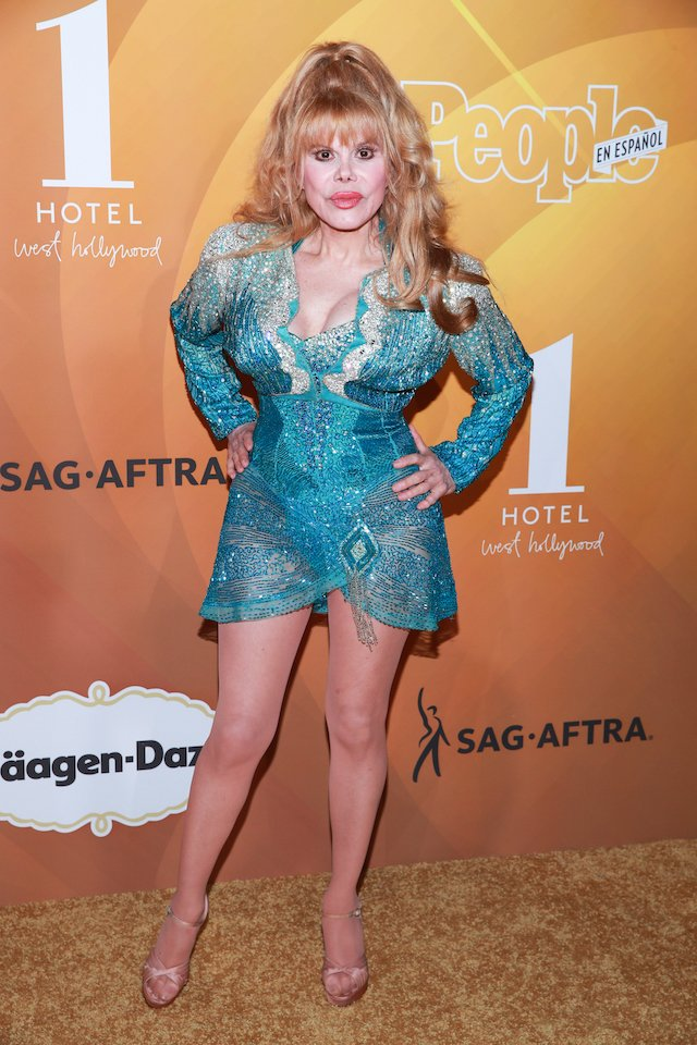 """Charo attends People En Español's """"Most Beautiful"""" Celebration at 1 Hotel West Hollywood on May 23, 2019 in West Hollywood, California. (Photo by Rich Fury/Getty Images)"""