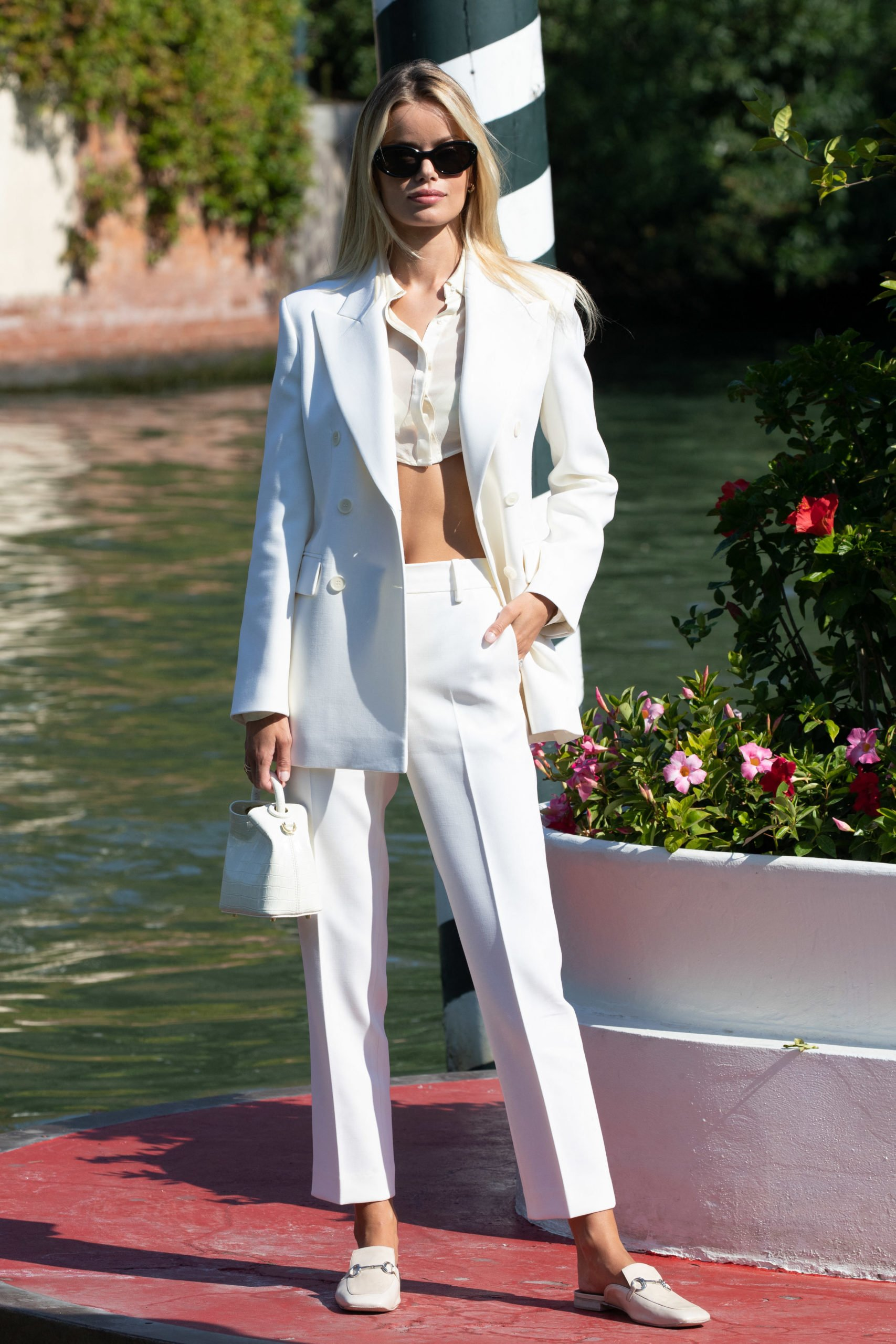 Frida Aasen. Venice, Italy. (Photo Credit: AbacaPress/ SplashNews.com)