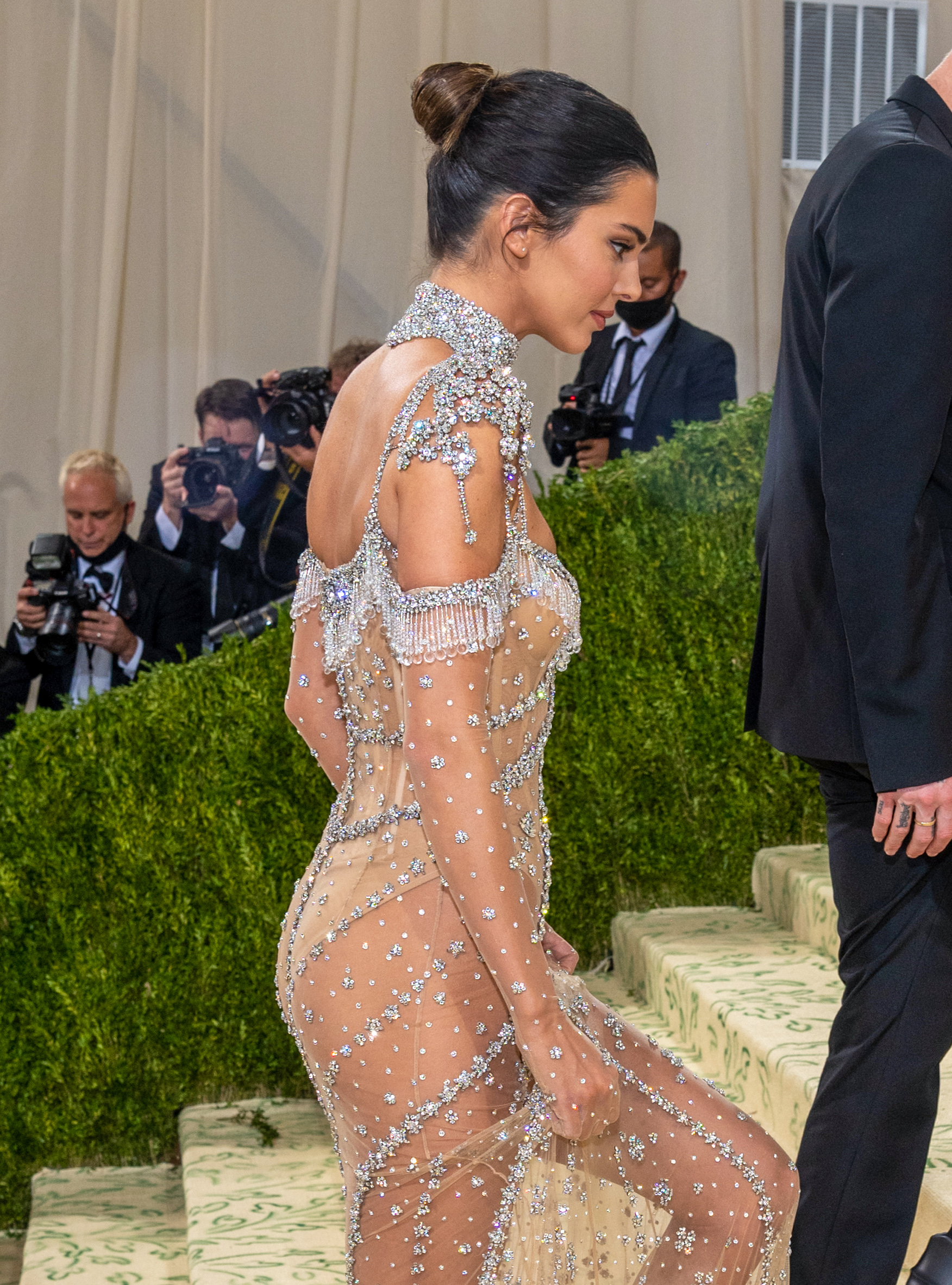 Kendall Jenner New York (Photo Credit: Ron Adar/M10s / SplashNews.com)