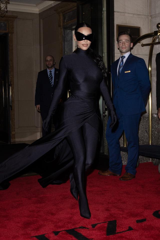 Kim Kardashian New York City (Photo Credit: @TheHapaBlonde / SplashNews.com)