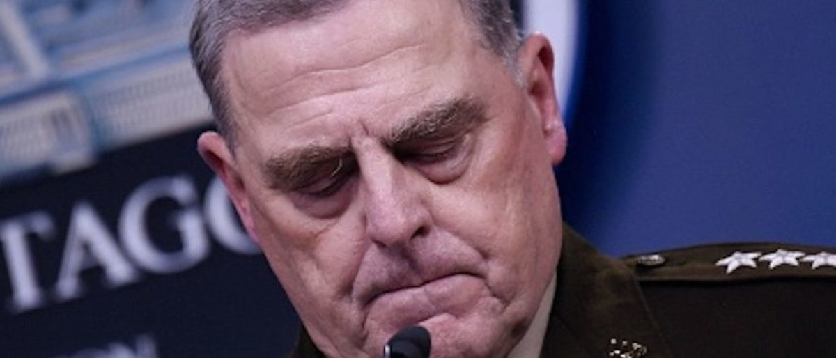 House Republicans Demand Article 15-6 Investigation Into Gen. Mark Milley
