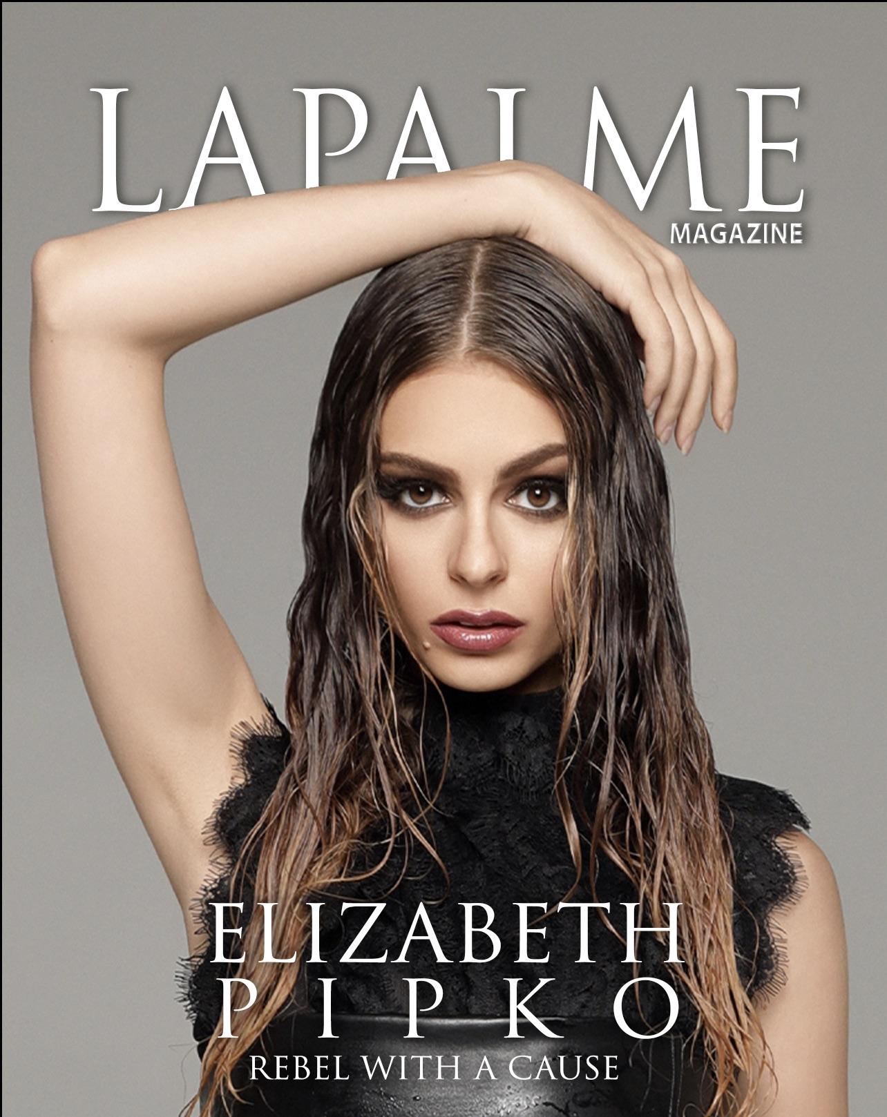 Elizabeth Pipko Lapalme Magazines Fall Women's Issue 2021 (Photo credit: Filbert Kung @filbert_kung)