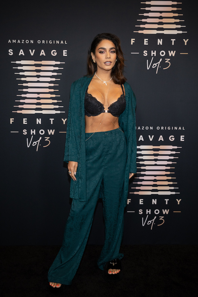 (Photo by Emma McIntyre/Getty Images for Rihanna's Savage X Fenty Show Vol. 3 Presented by Amazon Prime Video)